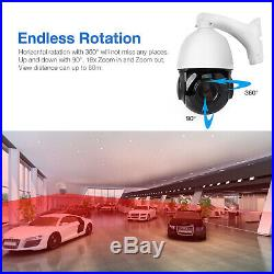 1080P PTZ Security ZOOM Camera 30X Outdoor Speed Dome CCTV Security Cam