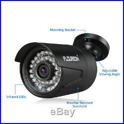 1X 8CH 1080N CCTV 1080P DVR Kit +8X 1080P IP Camera Security NVR System 2MP +1TB