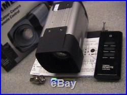 27x Zoom CCD Camera 12v DC+RF Wireless Remote Control CCTV 700TVL Day Night Cam