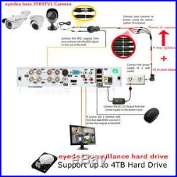 36x Zoom PTZ Auto Tracking High Speed Dome 1080P AHD CCTV Security Camera