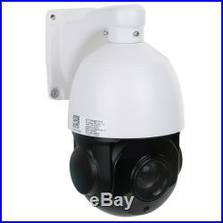 4.5 1520P 4MP Auto Tracking IP PTZ Camera 20X Optical zoom Onvif IR HD Outdoor