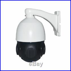 4.5'' 30X ZOOM AHD 1080P 2.0 MP PTZ Speed Dome IR Camera Night Outdoor CMOS AUTO