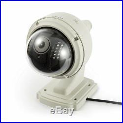 4 Sricam Wireless Outdoor Pan/Tilt Network CCTV Camera P2P Wifi IP Webcam IR-Cut