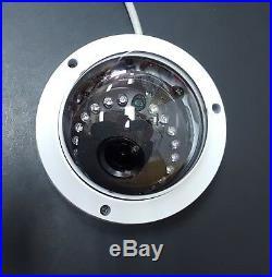 4MP IP POE Fisheye Panoramic ONVIF camera 360 Degree Wide Outdoor Indoor Audio
