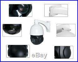 4in1 36X ZOOM AHD 1080P 2MP PTZ Speed Dome IR CUT Camera Night IP66 1/3'' CMOS
