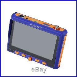 4in1 Tester Monitor TVI CVI AHD VGA CVBS Security CCTV Camera Test 5 HD 1080P