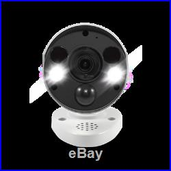 5MP Thermal Sensing Spotlight Bullet IP Security Camera NHD-865MSFB
