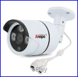 8CH 1080P CCTV Security Camera System Wifi Wireless Home Surveilance Outdoor 2MP