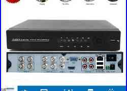 8CH 5in1 H. 264 CCTV DVR Video Record for Home Security Camera System Email Alert