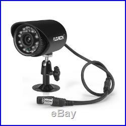 8CH Full 1080N HDMI Video DVR 1500TVL Night Vision CCTV Security Cameras System