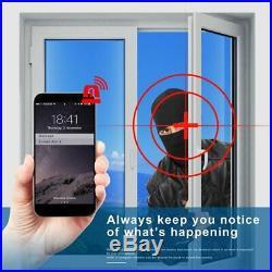 A-ZONE 16CH 1080P DVR AHD Camera CCTV Security System Home Surveillance + 2TB