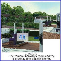 ANRAN PTZ Camera 1080P WIFI Wireless Security Camera System Outdoor 4X Zoom CCTV