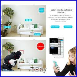 ANRAN WIFI Security Camera System Wireless Outdoor 1080P 8CH NVR CCTV Waterproof