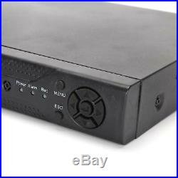 CCTV 8CH 1080N AHD DVR Outdoor 3000TVL 1080P Home Outdoor Security Camera System