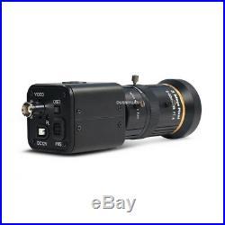CCTV HD-SDI 2.0MP 1080P Zoom Lens 5-50mm Security Mini Box HD-SDI Camera