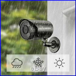 CCTV Home Security System 4CH 1080N DVR Recorder+4720P Cameras IR Night Vision