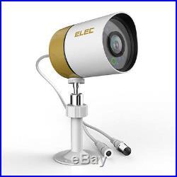 ELEC 16CH 1500TVL HDMI 960H DVR 8 Outdoor CCTV Home Security Camera System 1TB