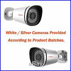 Foscam 8 Channels xPoE 4X 720P Security CCTV Camera 1TB HDD Surveillance System