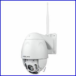 Foscam FI9928P 2.0MP 1080P Pan Tilt 4X Zoom Wireless Outdoor Security IP Cameras