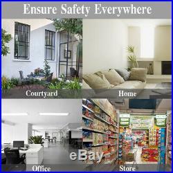 HJT 16CH 1080P POE Camera System CCTV 4K NVR Kit Security Outdoor P2P Onvif IR