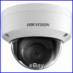 Hikvision Ds-2cd2183g0-i 8mp 4k Uhd Cctv Ip Poe Vandalproof Network Dome Camera