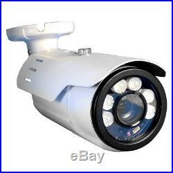 License Plate CVI TVI AHD Camera 2MP 1080P Long Range Motorized VF 5-50mm IR