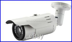 Long Range 2.4mp 1080p Hd-cvi Indoor/outdoor Bullet Security Camera 300' IR