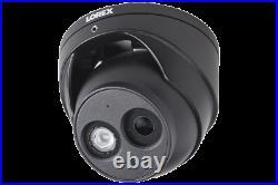 Lorex LNE8950AB 1080p 4K Dome IP Camera Ultra HD with Audio IR Night Vision