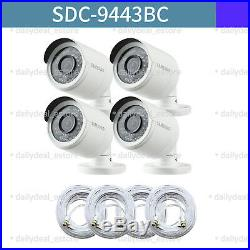 Lot of 4 Samsung SDC-9443BC for SDH-B74041 & SDH-B74081 New Other