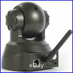 Lot2 Sricam Pan/Tilt Network CCTV Camera P2P Wifi IP Webcam IR-Cut Motion Detect