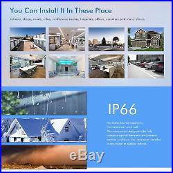Network 30XOptical Zoom Outdoor CCTV PTZ HD 1080P IP Camera Dome Security IR Cam
