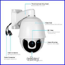 Outdoor PTZ 5MP HD 30X ZOOM 200m IR Netzwerk IP Kamera CCTV Camera IR Nachtsicht