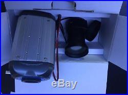 Pro Sony Color 5-120MM Zoom 12V DC/24V AC CCTV License Plate Camera+HOUSING KIT
