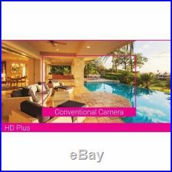 Refurbished EZVIZ 1080p Smart Home Security 4 Camera System, 4CH DVR 1TB HDD