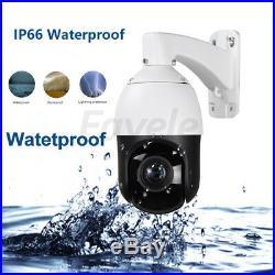 Security 4 HD IP 5MP PTZ Camera 5 Megapexils ONVIF 30X ZOOM P2P Audio IR 100M