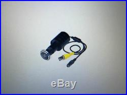 Sony FISH EYE Wide Angle DOOR View PEEP HOLE Spy Camera BW 170 Degree Low Light