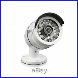 Swann (H855) A855 AHD TVI 1080P Hybrid HD CCTV Security Cameras DVR-4600 2 Pack