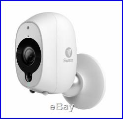 Swann Security Camera Wifi Smart HD 1080p Wire Free Rechargeable SWWHD-INTCAM