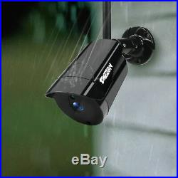 TMEZON 1080p Home Security Camera System Wireless Outdoor CCTV 4CH HDMI NVR 1TB