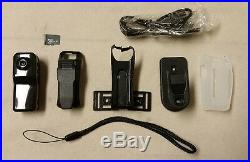 Tiny Small Pinhole DVR Digital Video Camera Spy Nanny Cam Hidden Secret Wireless