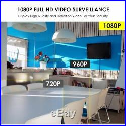ZOSI 16 Channel DVR 1080p HD with Hard Drive 2TB for CCTV